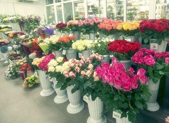Цветочный магазин в проходимом месте/доход - 200.000