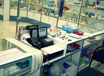 Сеть аптек/доход 500.000