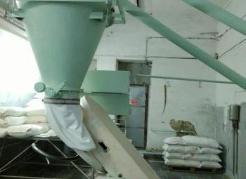 Хлеб завод на границе с Финляндией