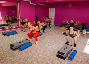 Школа танцев и фитнеса на юго-западе города