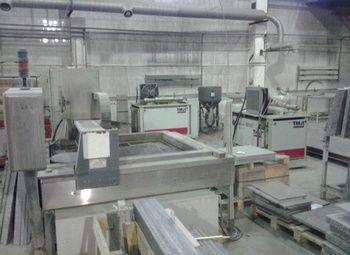 Камнеобрабатывающий завод