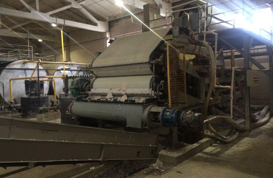 Завод по переработке Тетрапак без аналогов