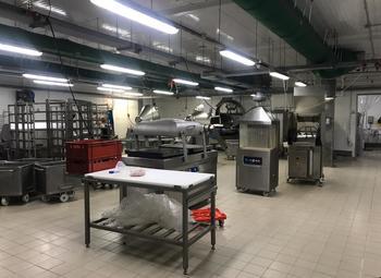 Мясоперерабатывающий завод. Доля - 50%