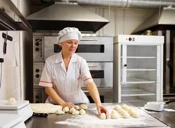 Пекарня полного цикла с удачной локацией