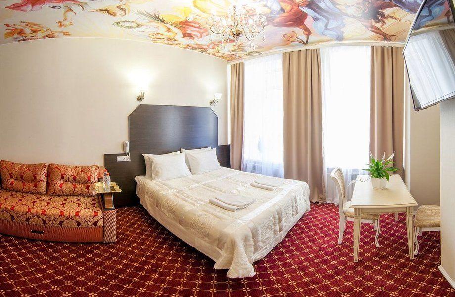 Отель на 10 номеров в собственность