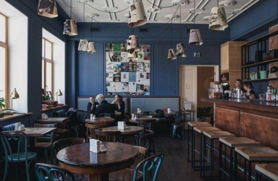 Кафе с отличной локацией и перспективами