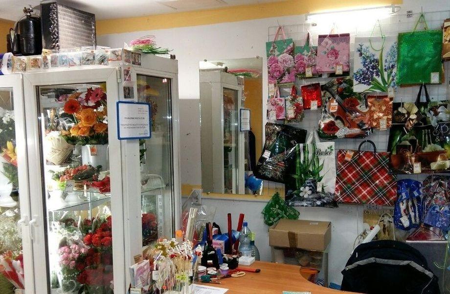Цветочный магазин с подтвержденным доходом