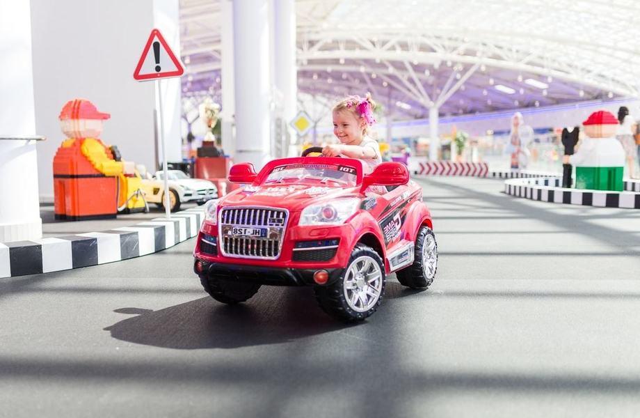 Готовый бизнес по прокату детских электромобилей
