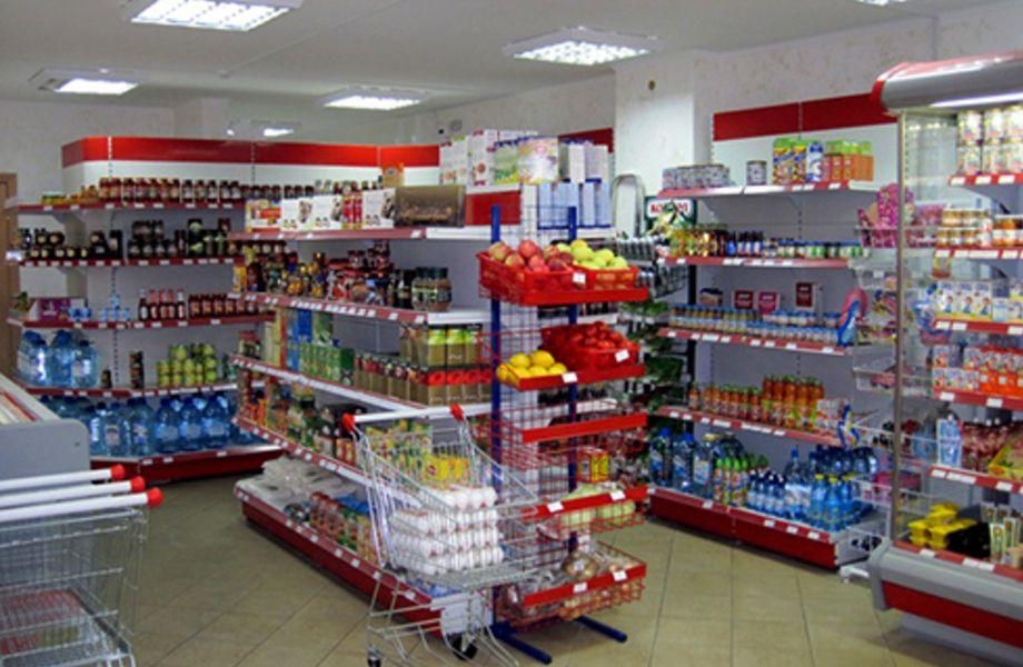 Продуктовый магазин в собственность в проходном месте