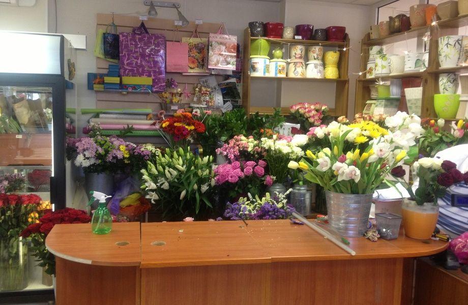 Цветочный магазин по цене активов
