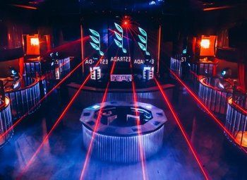 Ночной клуб/бар с 25-летней историей