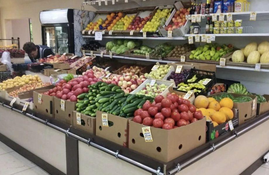 Готовый бизнес по продаже овощей и фруктов