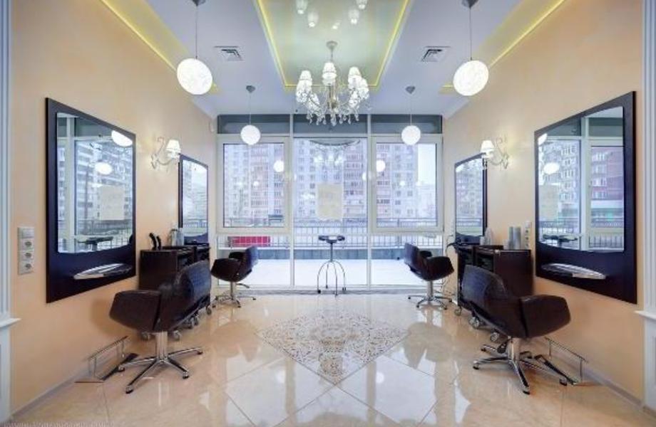 Парикмахерская - салон красоты с новым дизайнерским ремонтом