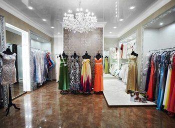 Шоурум вечерних и свадебных платьев