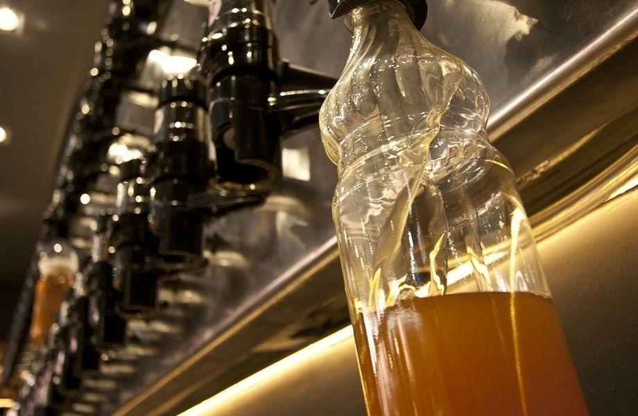 Магазин разливного пива НЕ в жилом доме