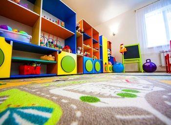 Детский садик с постоянными клиентами