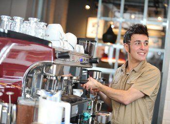 Кофе с собой в магазине 24 часа