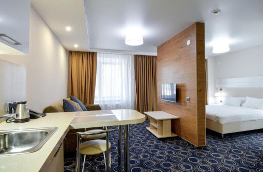 Действующий отель с высоким доходом