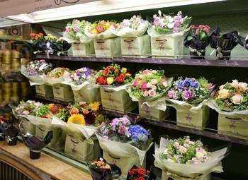 Цветочный магазин с прибылью 50 000 рублей в месяц
