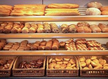 Магазин хлебобулочных изделий