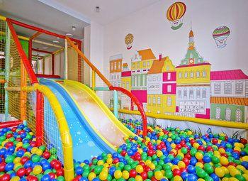 Детская игровая комната с возможностью проведения праздников