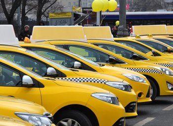 Действующий таксопарк с прибылью 127 тысяч рублей