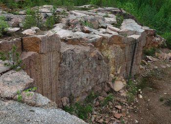 Гранитное месторождение 60 гектар в Ленинградской области