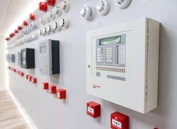 Компания по установке пожарной сигнализации