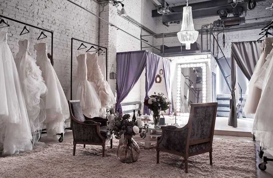 Свадебный салон + ателье