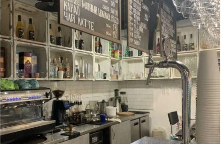 Кафе в башне Davis