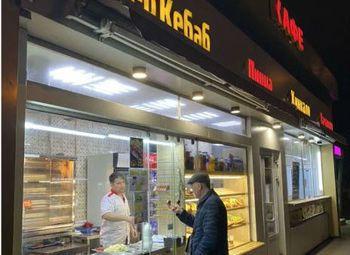 Кафе-пекарня на высоком пешеходном трафике, без конкурентов