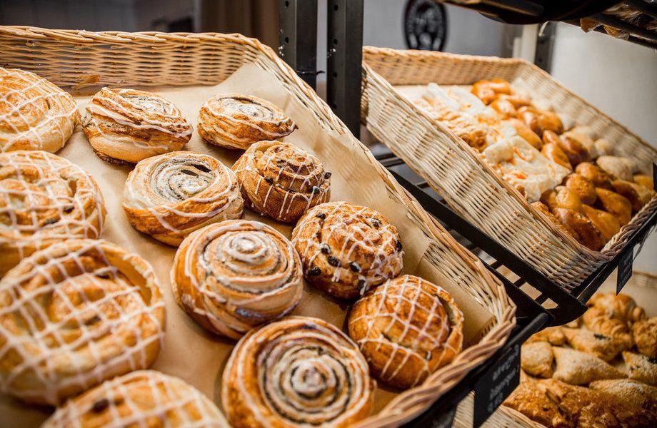 Пекарня в ТЦ