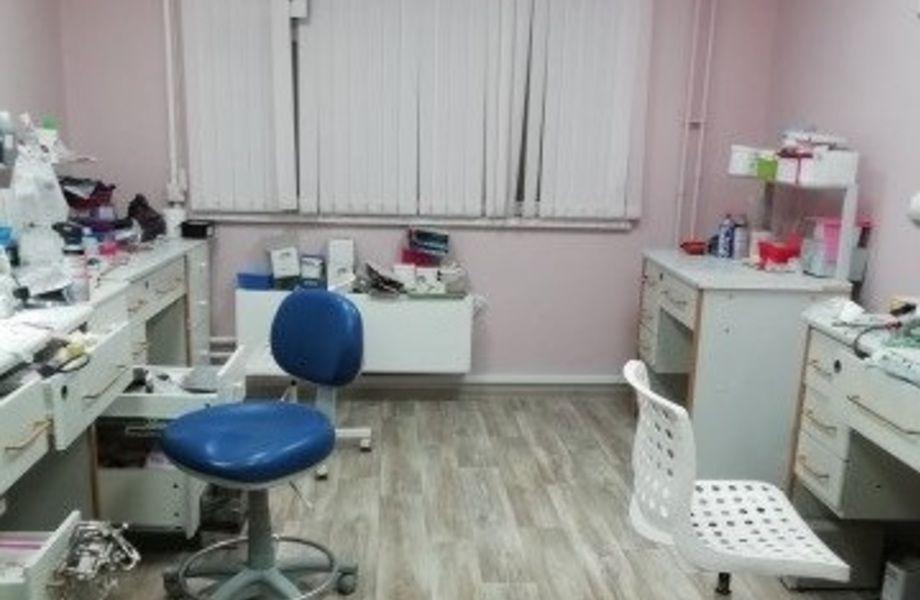 Зуботехническая лаборатория с лицензией