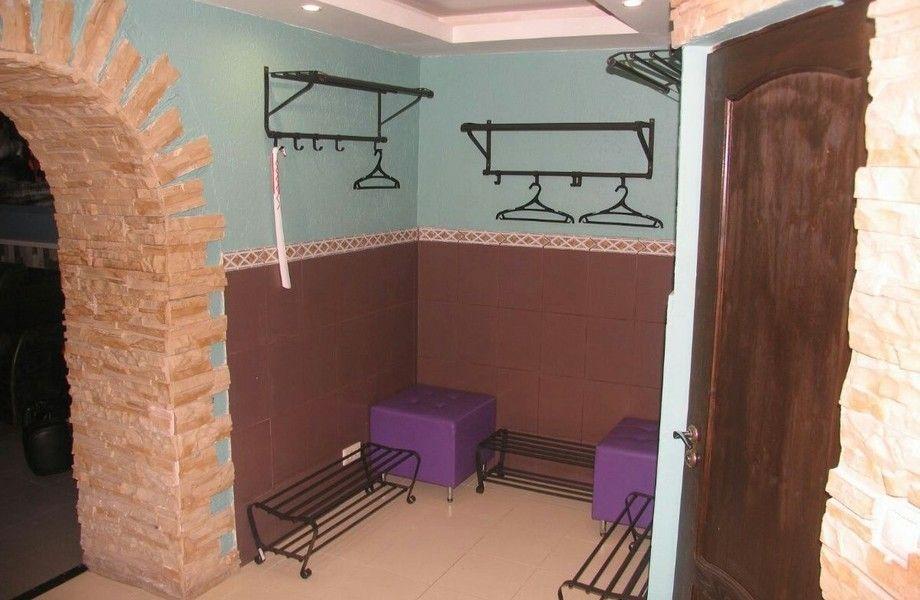 Двухэтажная сауна