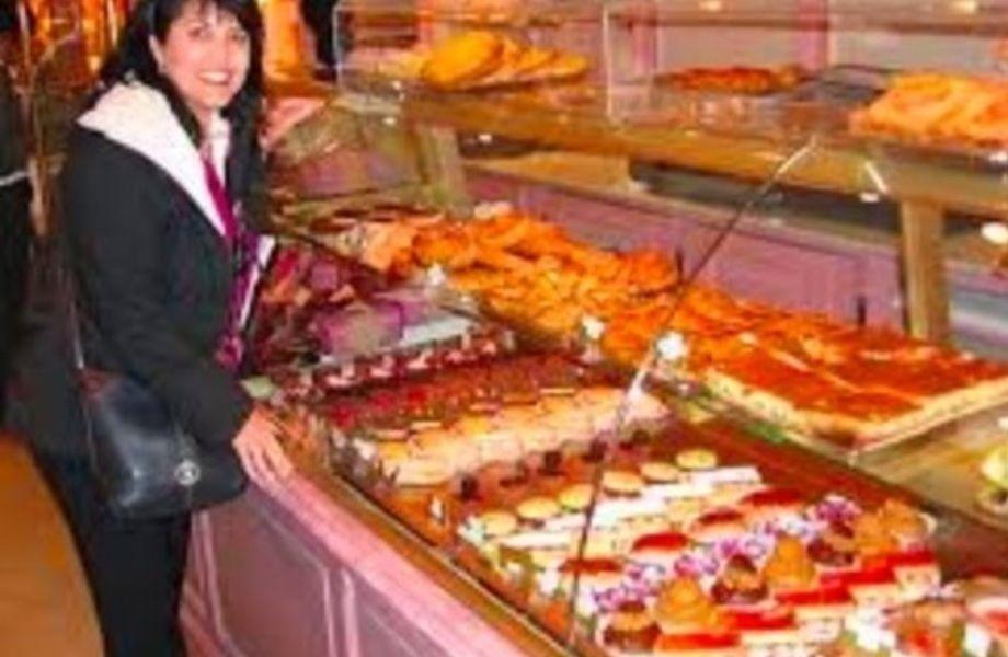 Кондитерская-пекарня с большой базой