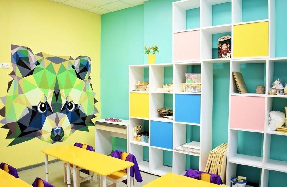 Детский клуб с огромной клиентской базой