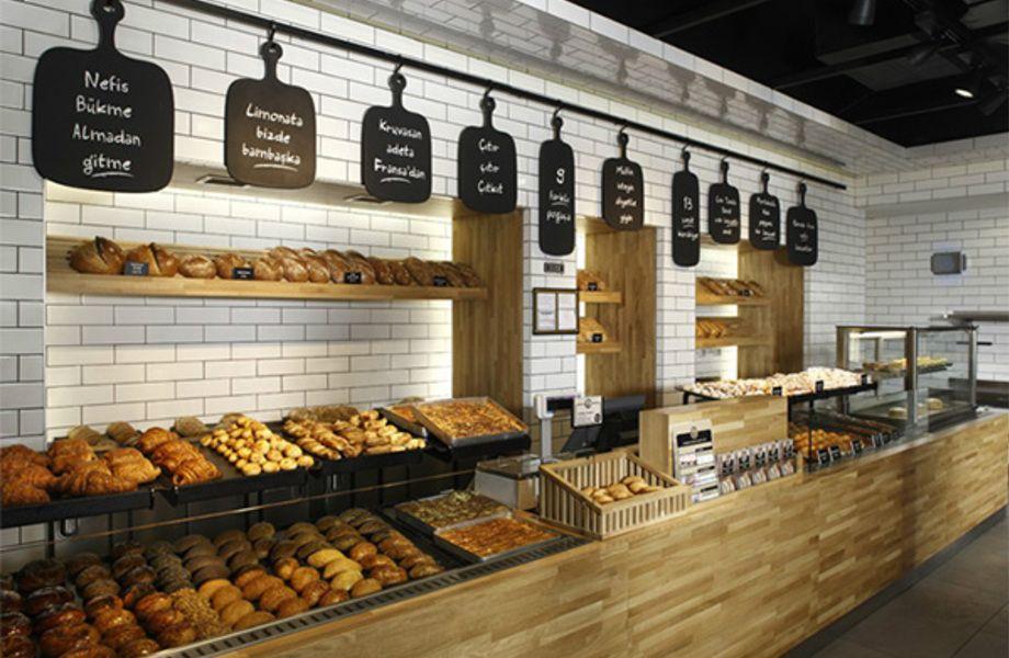 Кондитерская-пекарня в проходном месте
