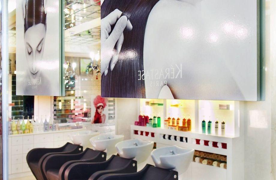 Премиальный салон красоты в центре СПб с наработанной базой клиентов