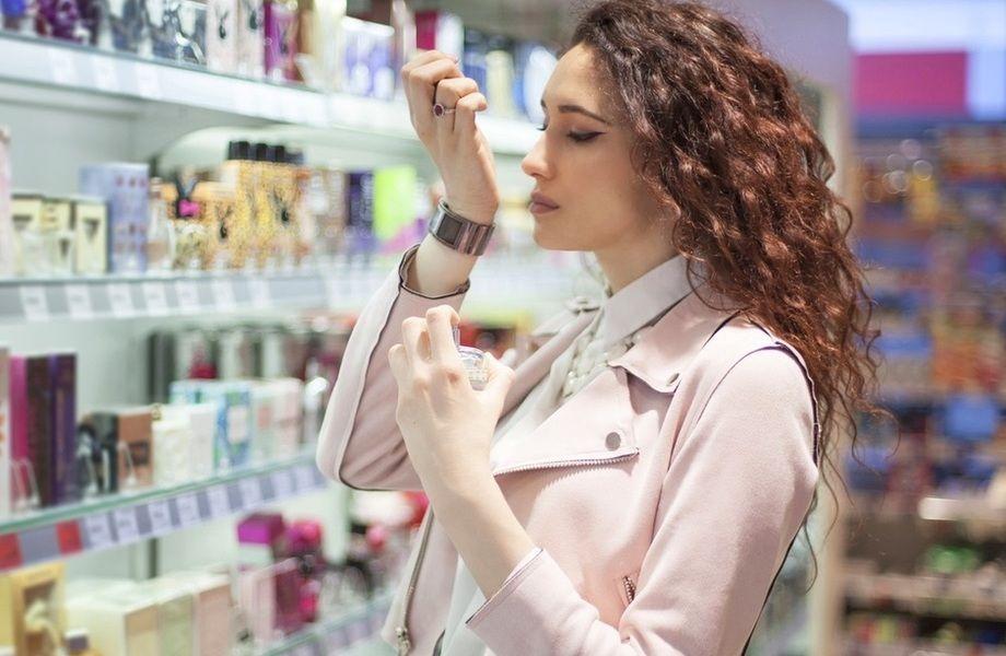 Два парфюмерных бутика