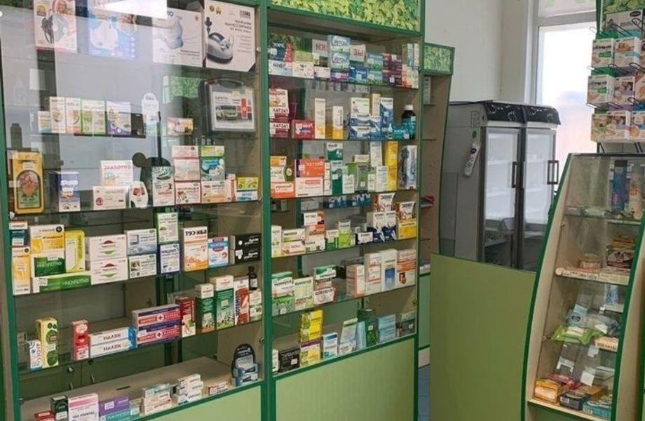 Аптека в дорогом районе