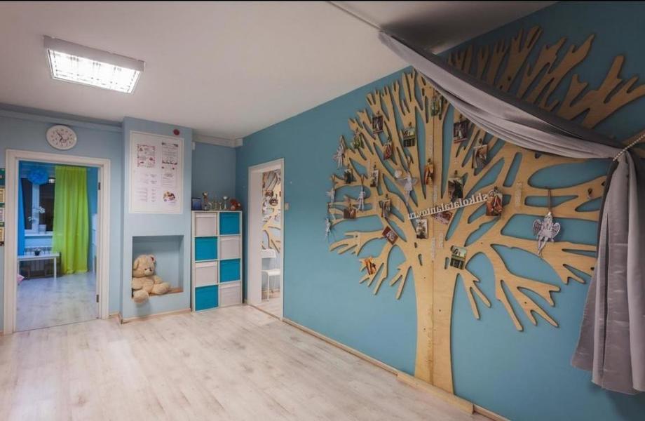 Детский сад у метро Царицыно