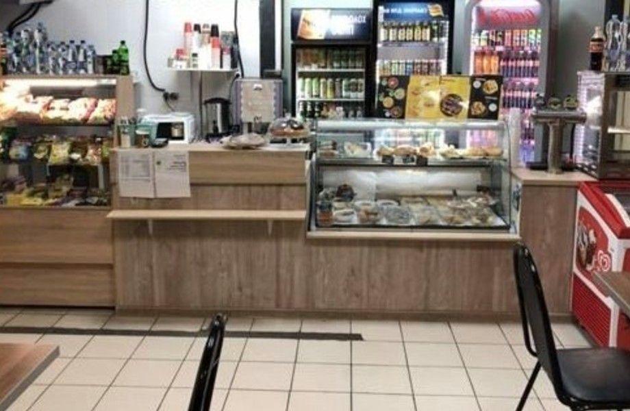 Кафе на Казанском вокзале