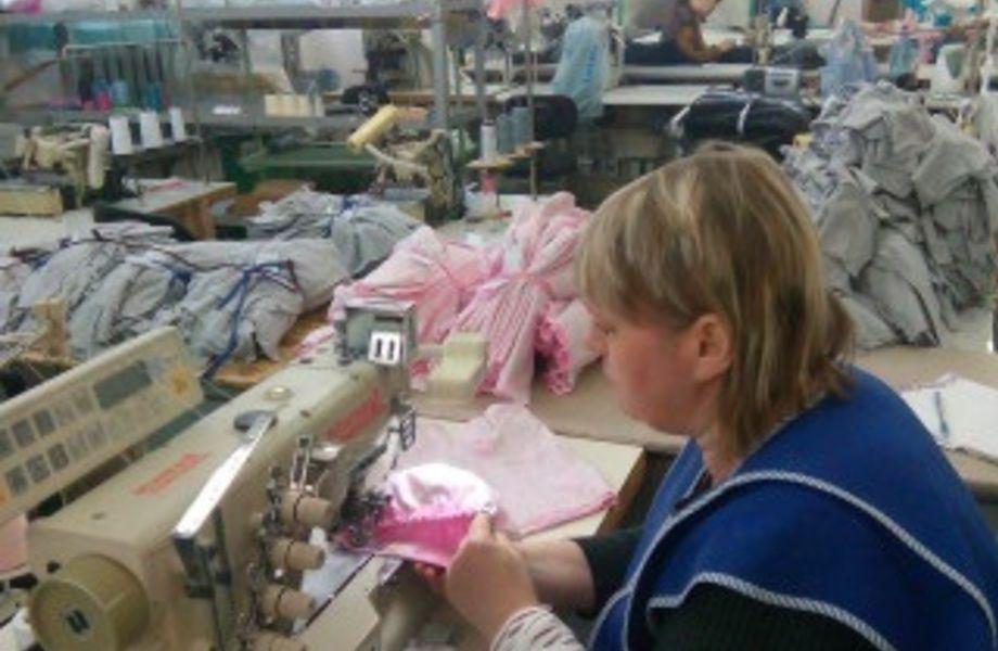 Швейное производство с быстрой окупаемостью