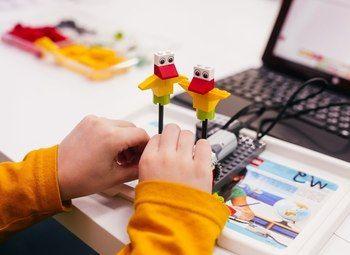 Игровая комната LEGO в ТРК