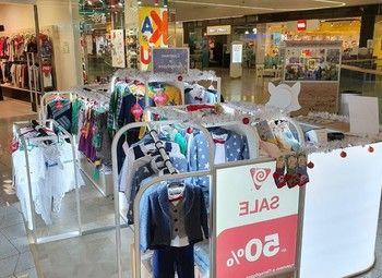 3 островка по продаже детской одежды в крупных ТЦ