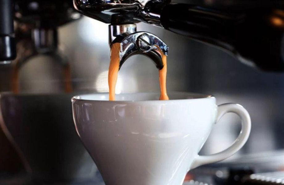 Кофе с собой в Доме быта