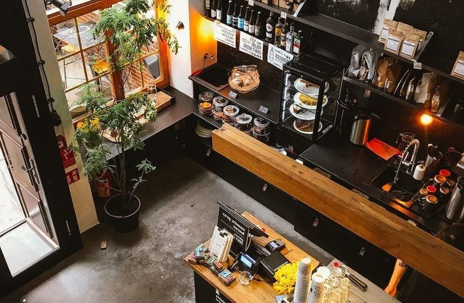 Кофейня в Московском районе, приносящая прибыль
