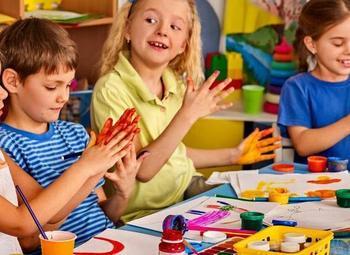 Детский сад на Выборгской