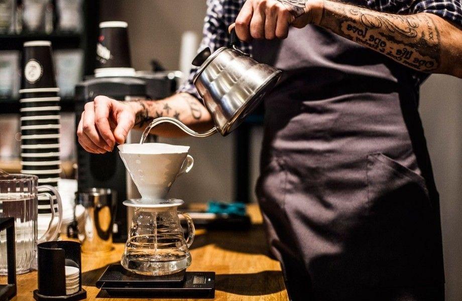 Кофейня по франшизе от известного бренда
