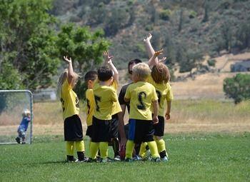 Продается сеть школ футбола в Приморском районе